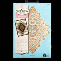 Spellbinders Nestabilities 1 x Die Set - Ritz Decorative Accent --495549