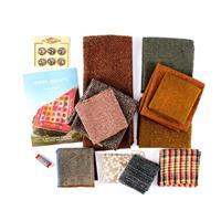 Fabric Affair Warm Heritage Quilt Kit-498219