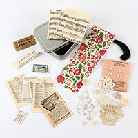 Simply Vintage - A Little Tin of Vintage-498878