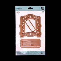 Spellbinders Grand Cabinet 3D Card Die Set - 6 Dies-499084