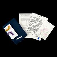 Festival of Japan Sashiko Cushion Cover Kits-499122