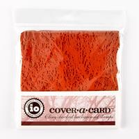 Impression Obsession Cover A Card Cling Background Stamp-501251