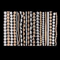 Dawn Bibby 10 Yards of Vintage Lace Motif Trim-501796