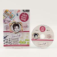 MJM Lilies and Lights - Print it & Craft CD ROM-502553