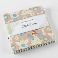 Fabric Freedom Flower Fairies Charm Pack  - 100% Cotton-502569