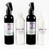 be Creative! 2 x Spray M Boss with Trigger Spray & 2 x 200ml Glue-503093