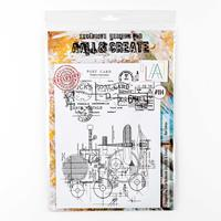 AALL & Create A4 Stamp - Red Baron-506832