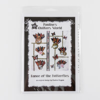 Oh Sew Sweet Shop Dance of the Butterflies Pattern-508093