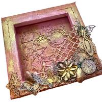 Creative Craft Academy Inverted Canvas Masterclass with Online Wo-510032