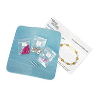 Weave Got Maille Sweet Pea Chainmaille Bracelet Jewellery Kit-510296