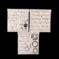 13Arts A6 Stamp Set-511699
