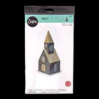 Sizzix® Thinlits™ Set of 8 Dies - Scandi Church by Sophie Guilar-511859