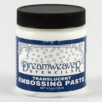 Stampendous Dreamweavers Translucent Embossing Paste-514210