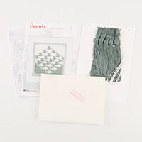 Permin Escher on LinenCross Stitch Kit-514991