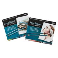 Spectrum Aquablend Pencils x 48 - Essentials and Naturals-515113