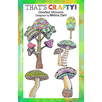 That's Crafty! A5 Clear Stamp Set-516552