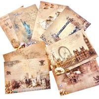Travel Often Set of 8 Postcards-516656
