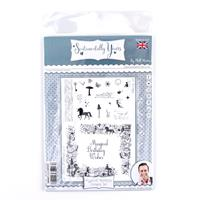 Sentimentally Yours Mystical Moments A5 Corner Stamp Set - 23 Sta-520375