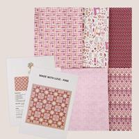 Fabric Freedom Quilt Kit - 100% Cotton - 5 x 0.5m-522840