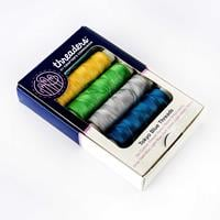 Threaders Tokyo Blue - 6-Piece Thread Box-527411