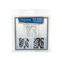 Claritystamp 3 Way Overlay A5 Square Stamp Set & Stencil - Acorns-527934