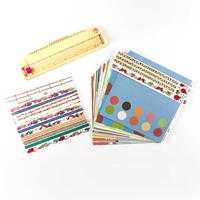 The Scrapbook House - Card & Trimmer Set With Papercard Accessori-528713