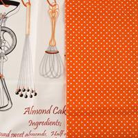 Luv Crafts Apron & Backing Fabric Kit - Makes 1 Apron-531215