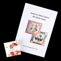 Juberry Fabrics Moda Mini Charm & Pattern Kit-533698