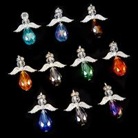 Impressions Crafts Crystal & Rhinestone Angel - Makes up to 10-538734