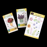 JustRite® 1 x Stamp Set & Taylored Expressions 2 x Stamp Sets - F-540017