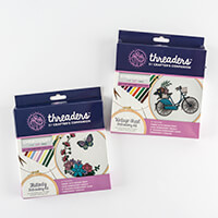 Threaders - Embroidery Kit-540294