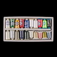 Marathon Threads Taster Kit x 20 Spools-543862