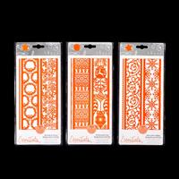 Tonic Essentials 3 x Simply Screens Die Sets - Christmas Collecti-545585