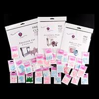 Hasslecastle Pre-Cut Creations - Baby Seat, Pram, Anastasia Cot &-545967