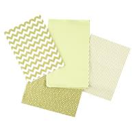 Fabric Freedom Basic Essentials Fabric Bundle 4 x 0.5 Metres, 100-546987