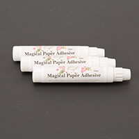Which Craft? Magical Paper Craft  Adhesive - 3 Tubes-548659