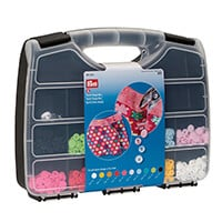 Empress Mills Colour Snaps Selection Case with 300 Colour Snaps-555893