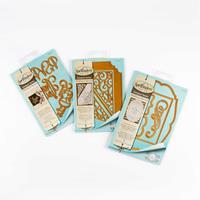 Spellbinders 3 x Designer Series Die Sets - Wedding Collection - -555945
