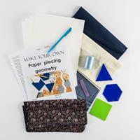 Inventors Asylum Paper Piecing Kit-557853