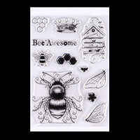 Pink Ink Designs A5 Clear Bee 11 Stamp Set-562215