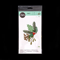 Sizzix® Thinlits™ Set of 8 Dies - Winter Foliage by Debi Potter-565634