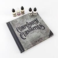 Tim Holtz - A Compendium of Curiosities Vol 2 with 5 Mediums-565753