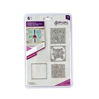 Gemini Create a Card Die Set - Rose Patchwork - 6 Dies-566657