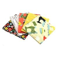 Sewing Online Themed Fat Quarter Bundle containing 5 Designs 18