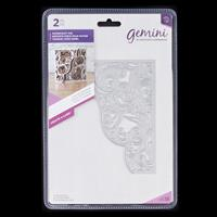 Gemini Create a Card Die Set - Love and Romance - 2 Dies-567817
