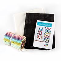 Juberry Fabrics Ombre Lattice Quilt Kit - 85