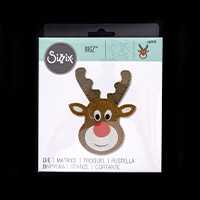 Sizzix® Bigz™ Die – Reindeer#4 - 7 Elements-575502