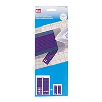 Empress Mills Heat Resistant Ironing Rulers - 5cm x15cm & 10cm x -575828