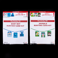 PixelHobby UK Pick N Mix 2 Bunting Card Kits-576029
