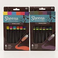 Sheena Douglass Sparkle Pens x 12 - Spirit & Earth-576793